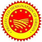 Protected Designation of Origin (PDO) label