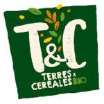 Terres & Céréales Bio (T&C) Logo